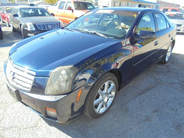 2005 CADILLAC CTS 105K MILES LOWEST PRICES IN TOWN *CARS DIRECT*