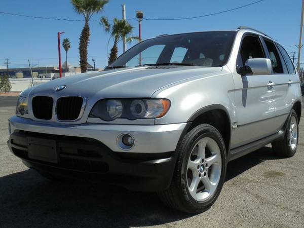 2003 BMW X5 ONLY 107K MILES SUPER CLEAN!!