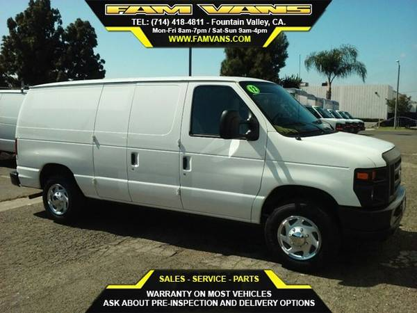2012 Ford E-150 Cargo Van** FREE DELIVERY 100 MILES FROM FOUNTAIN...