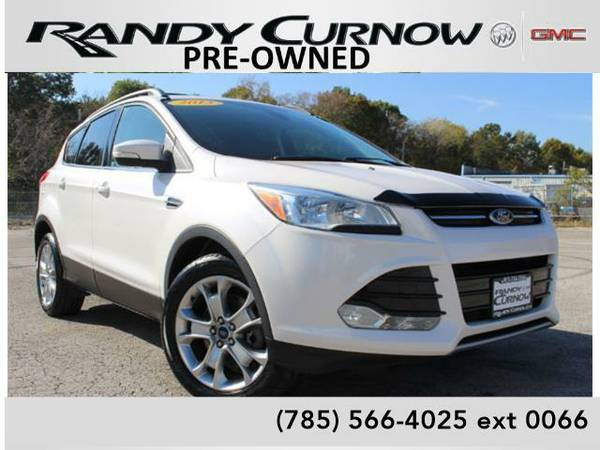 2013 *Ford Escape* **HEATED LTHR**PWR SEAT**PWR LIFT**TOUCHSCREEN**...