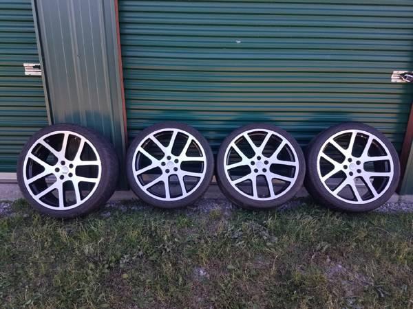 SRT Viper wheels