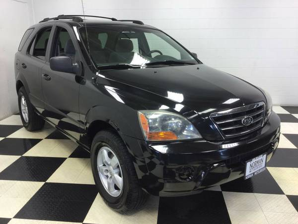 2007 KIA SORENTO 4X4 DRIVES PERFECT! LIKE NEW TIRES! MUST SEE!