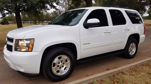 2013 CHEVROLET TAHOE KEYLESS ENTRY REMOTE START ~~ ONLY 56K MILES ~~!!