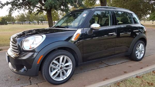 2013 MINI COOPER COUNTRYMAN KEYLESS ENTRY ~~ CLEAN CARFAX ~~58K MILES!