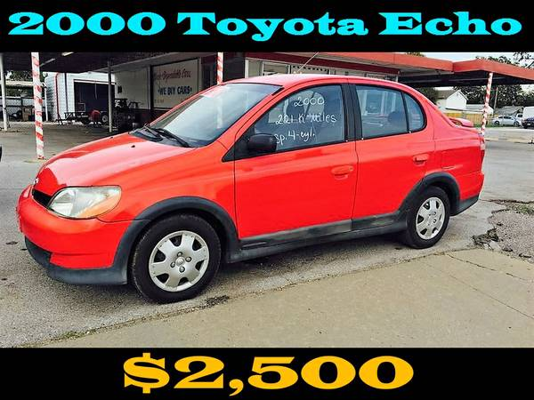 💥💥2000 TOYOTA ECHO*~*NICE*~**GaS sAvEr...