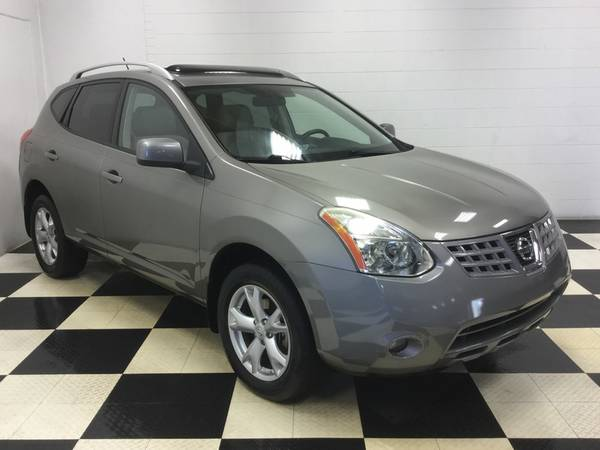 2008 NISSAN ROGUE ONLY 65K MI! LOADED! DVD! SNRF! LIKE NEW TIRES! MINT