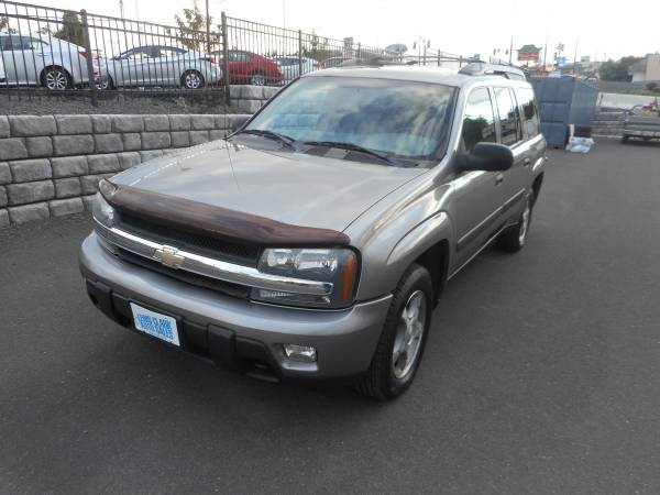 2005 CHEVROLET TRAILBLAZER LS AWD