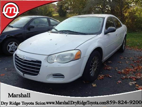 2004 Chrysler Sebring 4D Sedan