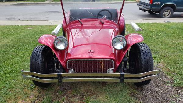 1974 VW BERRY MINI T ROADSTER DUNE BUGGY WILL TAKE PART TRADE ON...