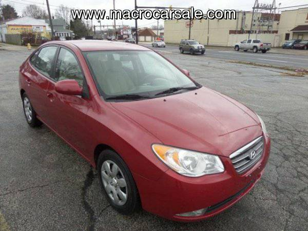 2008 Hyundai Elantra GLS 4dr Sedan with