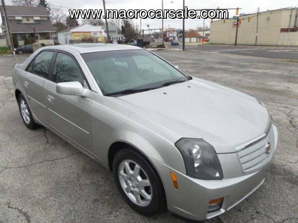 2006 Cadillac CTS Base 4dr Sedan w/3.6L with