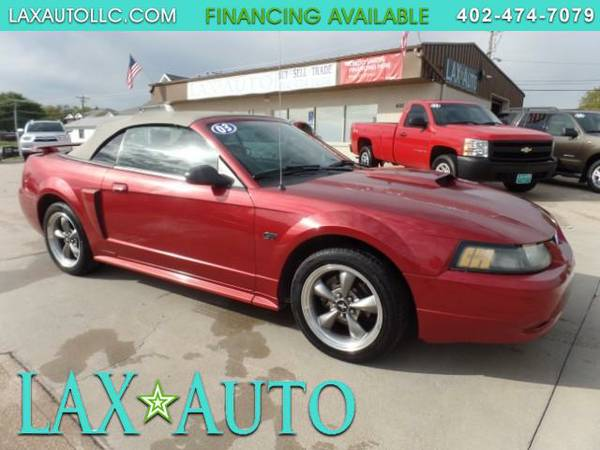 2003 Ford Mustang GT Deluxe Convertible * 158k miles * Runs great!