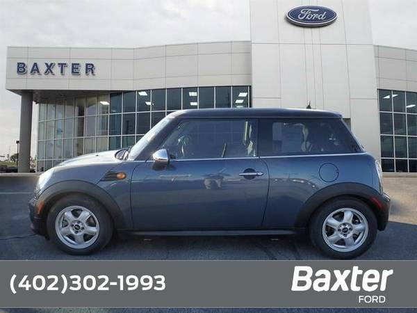 2011 Mini Hardtop Base Coupe Hardtop Mini
