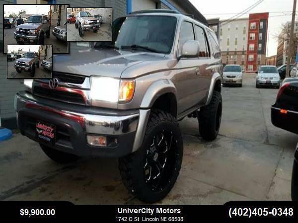 Stock 061318 2002 Toyota 4Runner