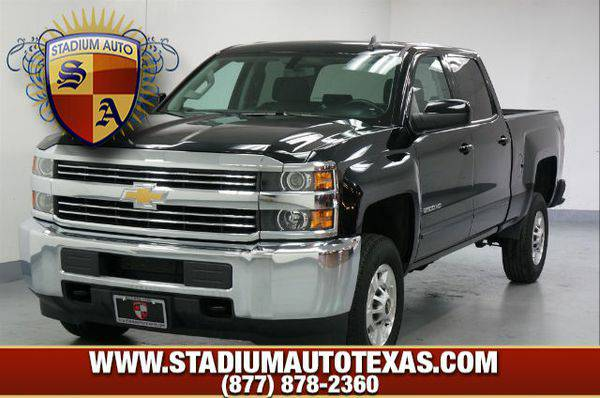 2016 *Chevrolet* *Silverado* *2500HD* ~ Over 500 vehicles to choose fr