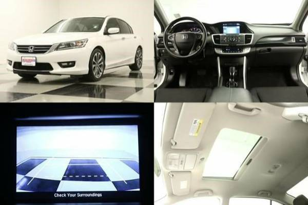 *LIKE NEW ACCORD w SUNROOF* 2014 Honda *BLUETOOTH & CAMERA*