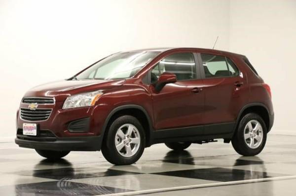 *SPORTY TRAX - 0%/72 MOs* 2016 Chevy *CAMERA - GAS SAVER*