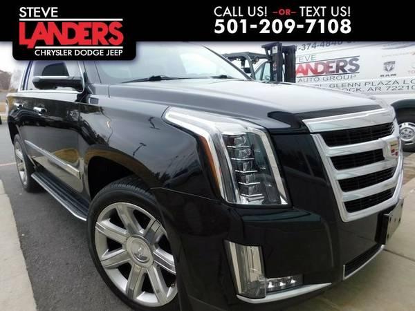 2015 Cadillac Escalade Luxury SUV Escalade Cadillac