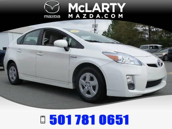 *2010* *Toyota Prius* *IV* White