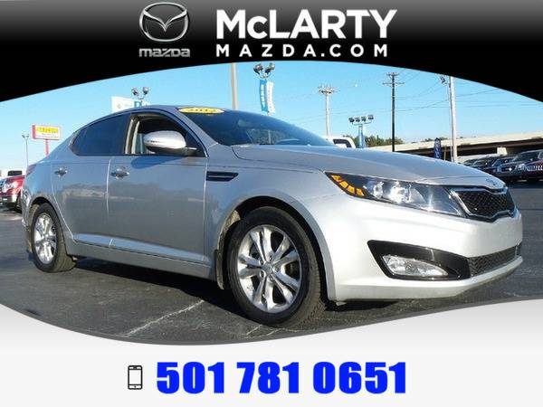 *2012* *Kia Optima* *EX Turbo* Satin Metal