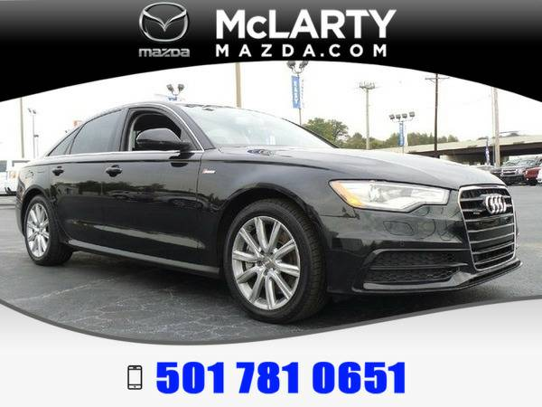 *2012* *Audi A6* *3.0 Prestige* Havanna Black Metallic