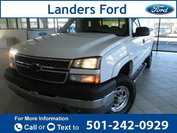 2005 *Chevrolet* *Chevy* *SILVERADO* *2500* 175k miles