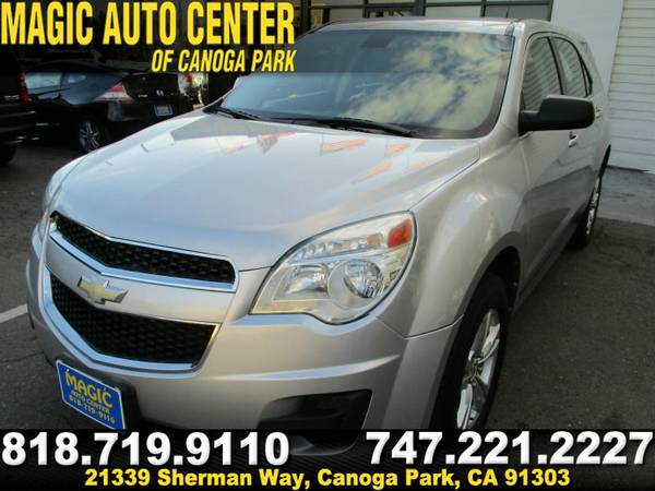 2010 Chevrolet Equinox LS-FINANCIAMOS TODO TIPO DE CREDITO!SUPER FACIL