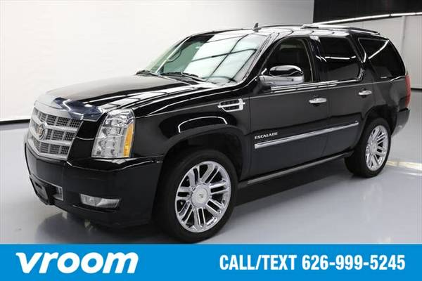 2010 Cadillac Escalade Platinum Edition 7 DAY RETURN / 3000 CARS IN ST