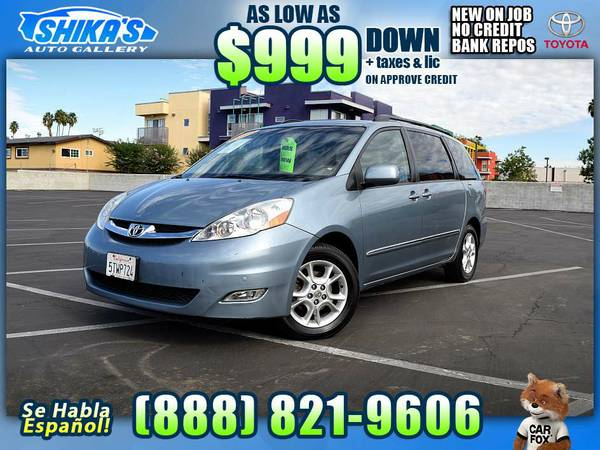 2006 Toyota Sienna XLE Limited $188 /mo