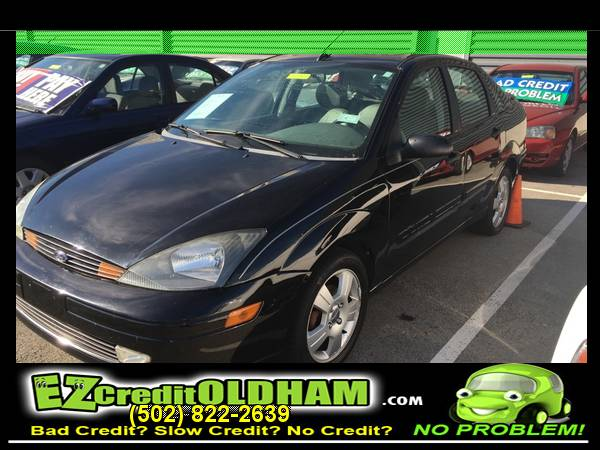 2004 *Ford* *Focus* *ZTS* 2.3L Fuel Efficient Keyless Entry 04 Buy...