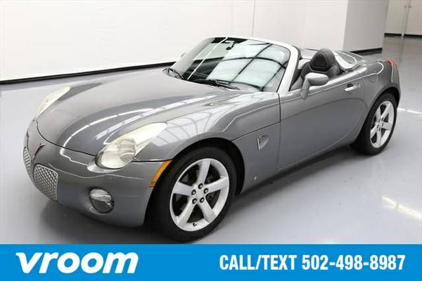 2006 Pontiac Solstice 7 DAY RETURN / 3000 CARS IN STOCK