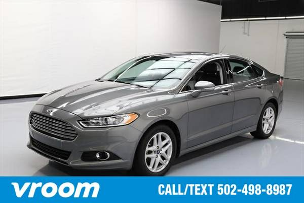 2013 Ford Fusion SE 7 DAY RETURN / 3000 CARS IN STOCK