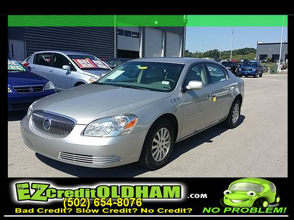 2006 *Buick* *Lucerne* *CX* V6 06 Buy Here Pay Here! Bad Credit? OK!