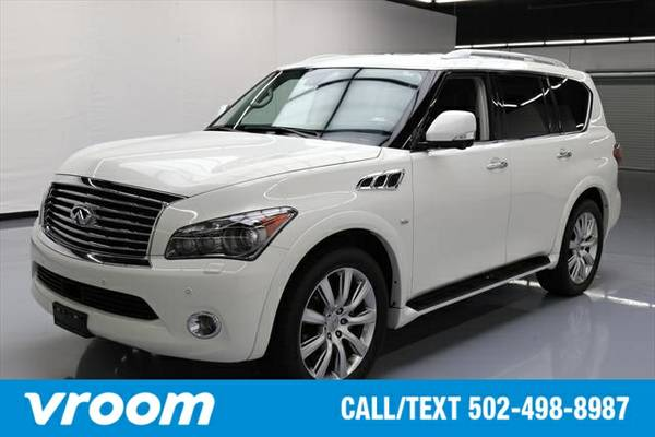 2014 Infiniti QX80 4dr SUV SUV 7 DAY RETURN / 3000 CARS IN STOCK