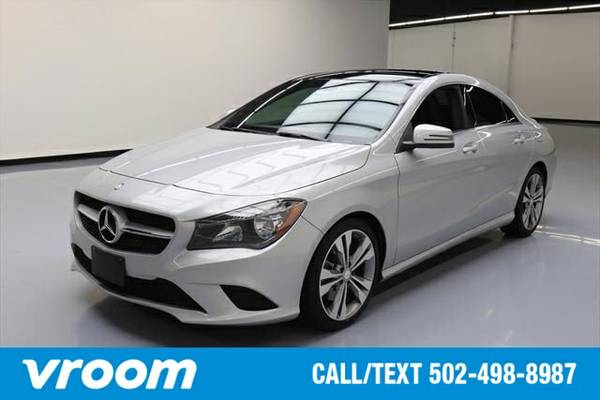 2014 Mercedes-Benz CLA-Class CLA250 4dr Sedan Sedan 7 DAY RETURN / 300