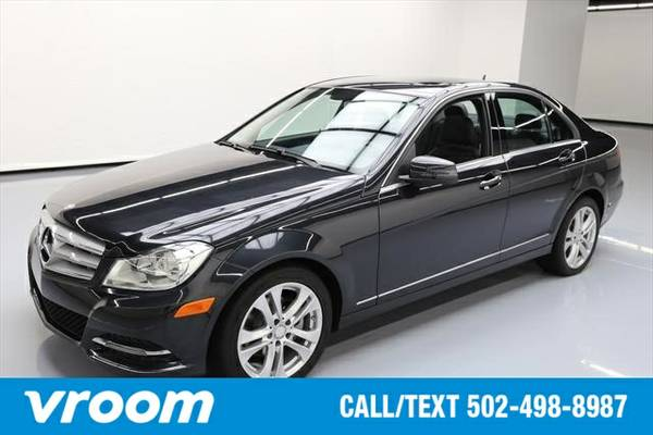 2014 Mercedes-Benz C-Class C250 Luxury 4dr Sedan 7 DAY RETURN / 3000 C