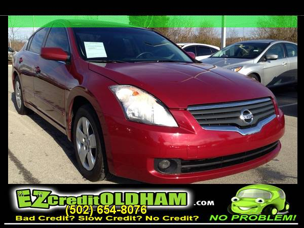 2007 Nissan Altima 2.5 Buy Here Pay Here! Bad Credit? OK!
