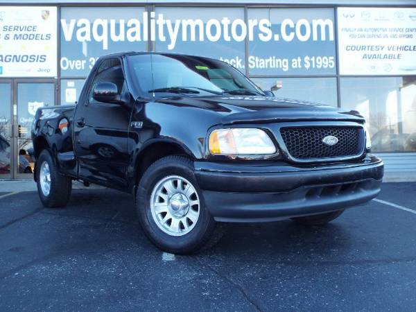 2002 FORD F150 FLARESIDE CASH SPECIAL