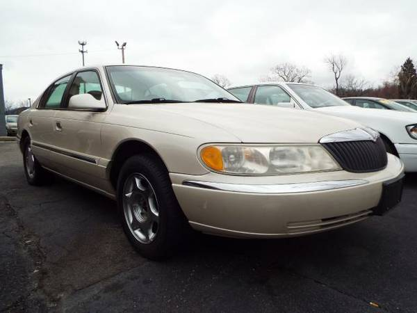 1999 LINCOLN CONTINENTAL CASH SPECIAL