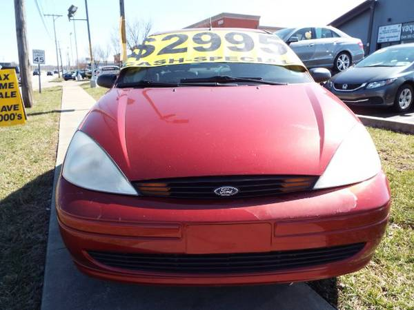 2000 FORD FOCUS ZTS CASH SPECIAL