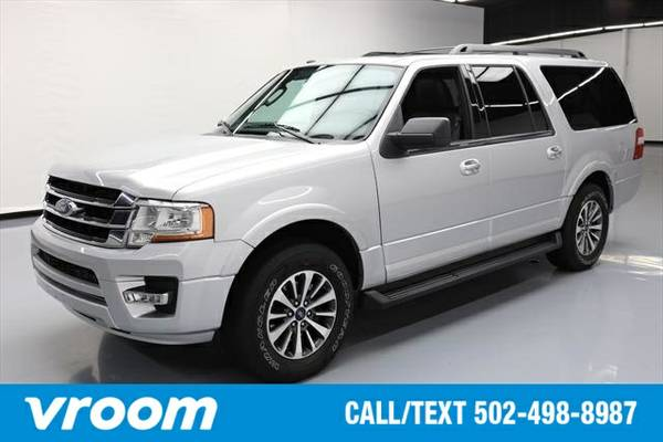 2016 Ford Expedition EL 7 DAY RETURN / 3000 CARS IN STOCK