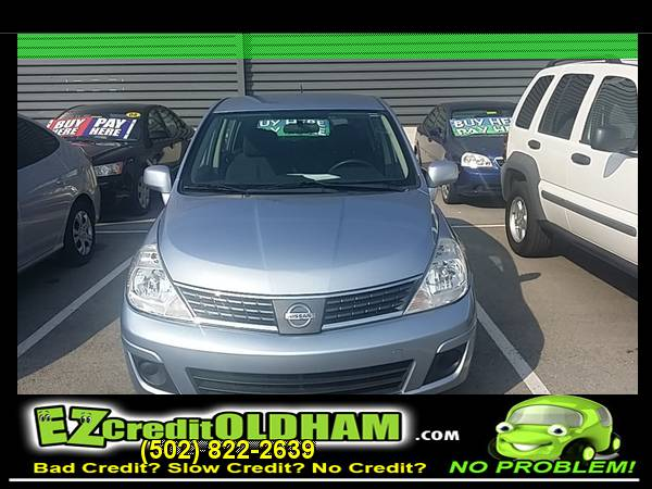 2009 *Nissan* *Versa* *S* 1.8L Fuel Efficient 09 Buy Here Pay Here!...