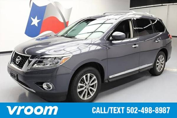 2013 Nissan Pathfinder SL 4dr SUV 7 DAY RETURN / 3000 CARS IN STOCK