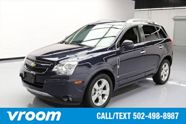 2014 Chevrolet Captiva Sport LTZ 7 DAY RETURN / 3000 CARS IN STOCK