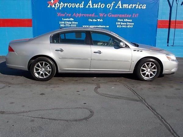2007 *Buick* *Lucerne* CXL V6 - $299 DOWN SALE!!