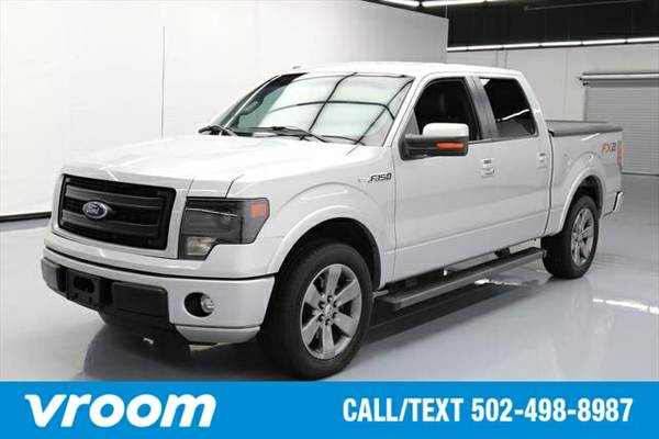 2013 Ford F-150 7 DAY RETURN / 3000 CARS IN STOCK
