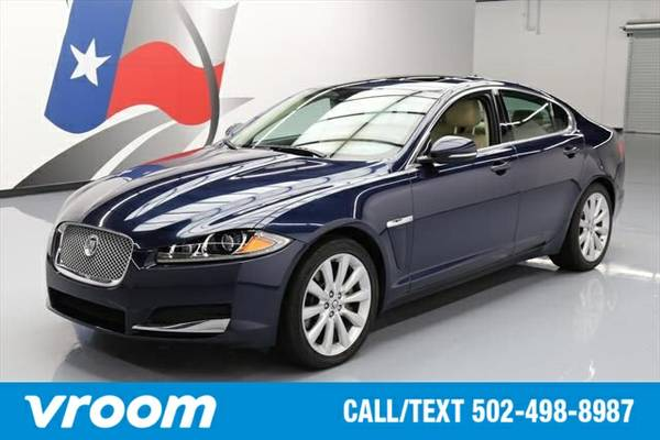 2013 Jaguar XF V6 SC 7 DAY RETURN / 3000 CARS IN STOCK