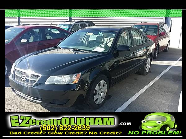 2008 *Hyundai* *Sonata* *GLS* 4WD 2.4L Fuel Efficient Keyless Entry...