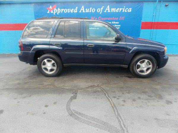 2008 *Chevrolet* *TrailBlazer* LT2 2WD - $299 DOWN SALE!!