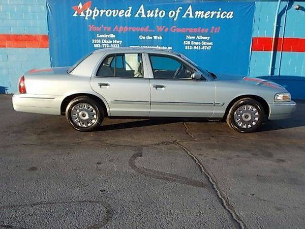 2007 *Mercury* *Grand* *Marquis* GS - $299 DOWN SALE!!